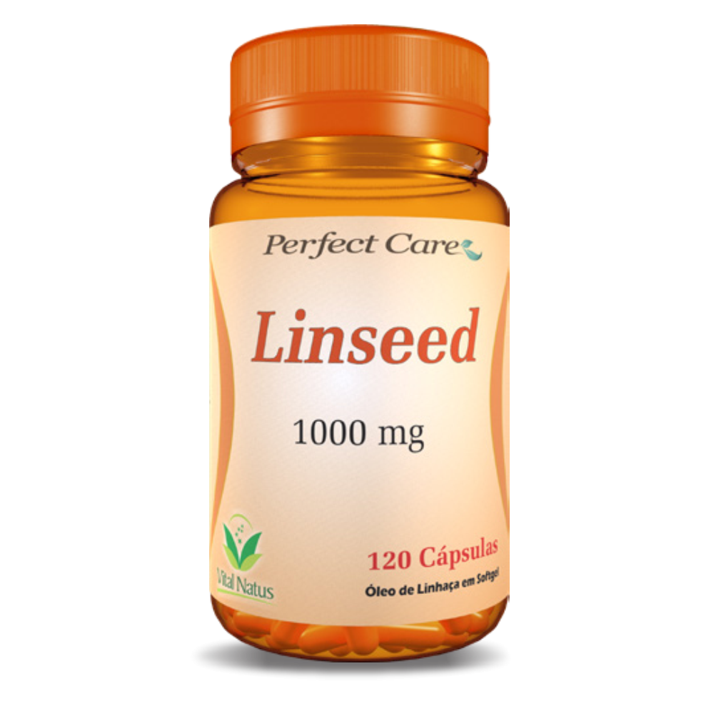 LINSEED OIL 1G C/120 CÁPSULAS
