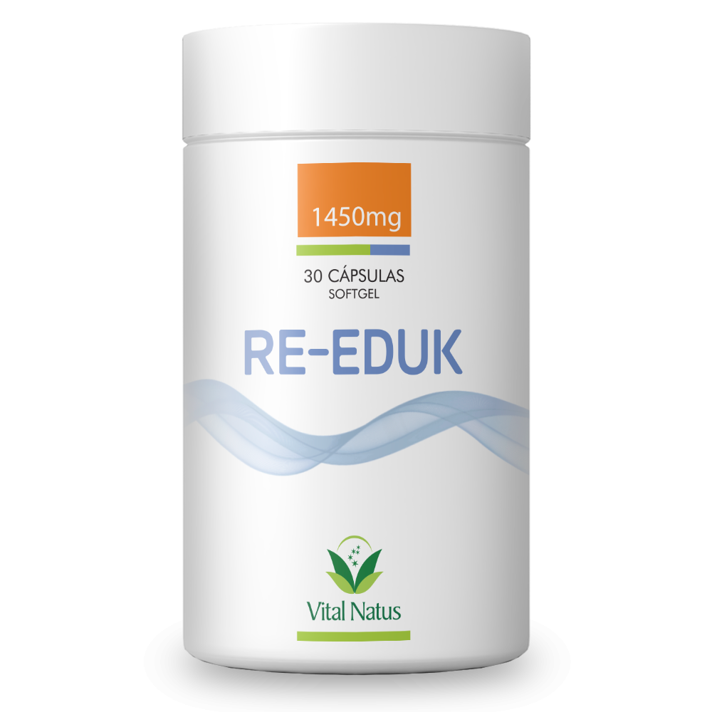 RE-EDUK  1450 mg  30 CÁPSULAS