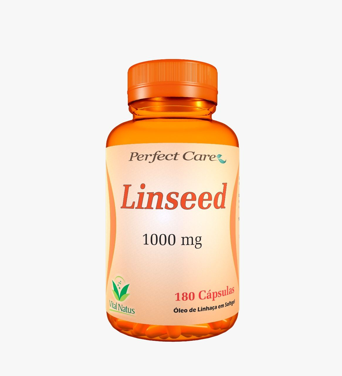 LINSEED OIL 1G C/180 CÁPSULAS