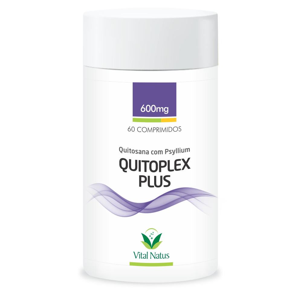QUITOPLEX PLUS 600mg C/60  COMPRIMIDOS